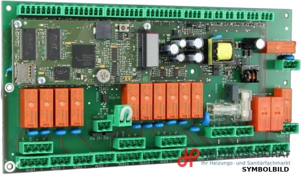 Leistungsteil mit Prozessormodul UVR16x2