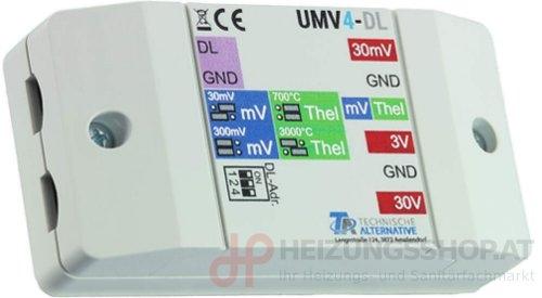 Universeller Messverstärker UMV4-DL