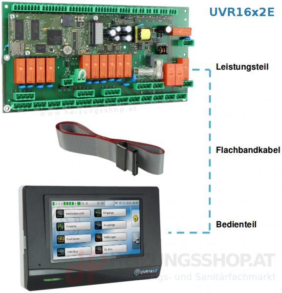 Technische Alternative - UVR16x2E -DE