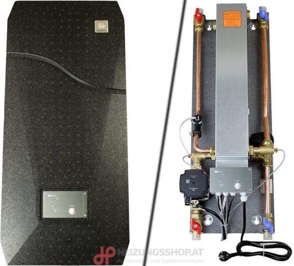FRISTAR3WP Frischwasserstation für Wärmepumpen